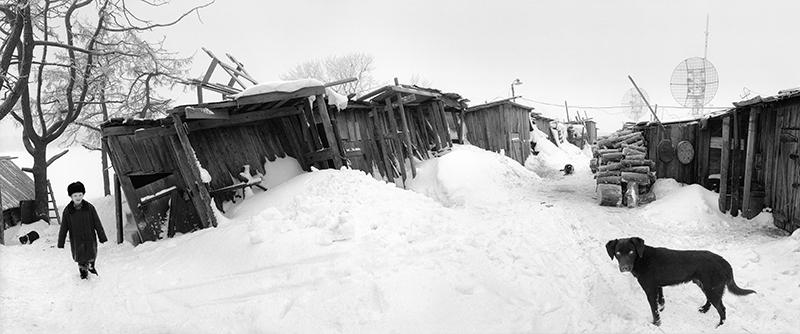 Solovki, Mer Blanche, Russie - 1992