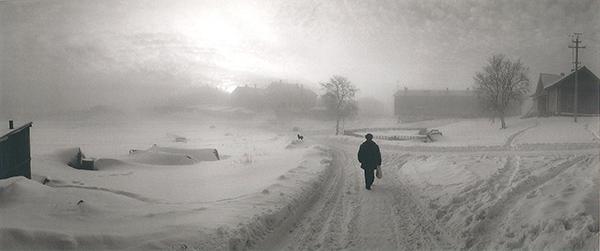 Solovki, mer Blanche, Russie, 1992.