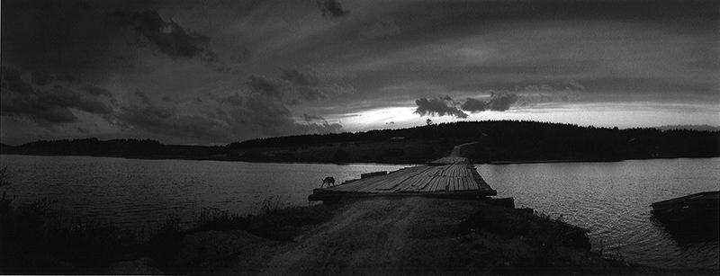 Vuonninen, Carélie, Russie, 1991